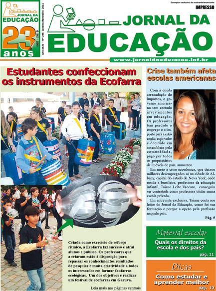 Edição Janeiro-Feveveiro/2011