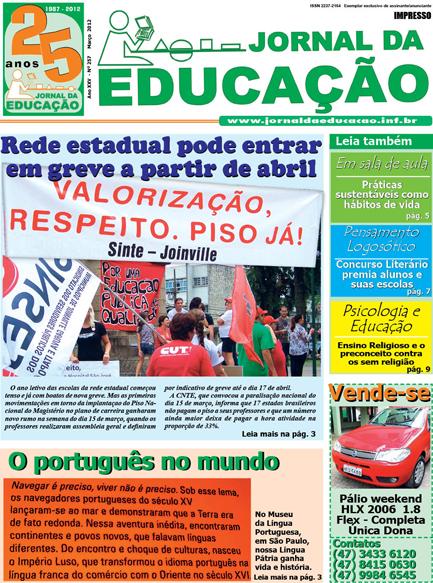 Edição Março de 2012