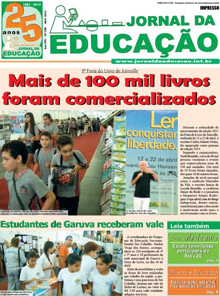 Edição Abril de 2012