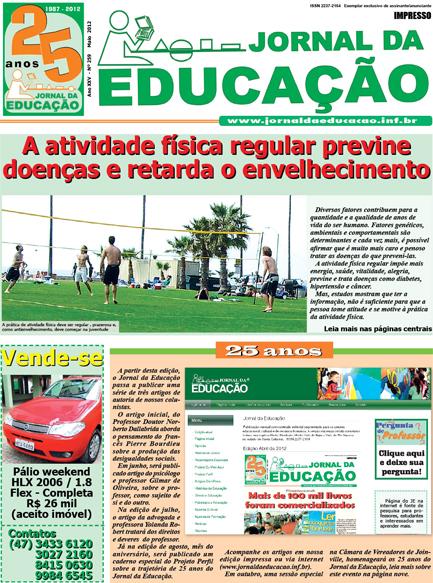 Edição Maio de 2012