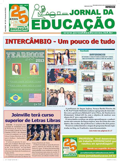 Documentário registra intercâmbio entre escola brasileira e americana- Página em atualiação