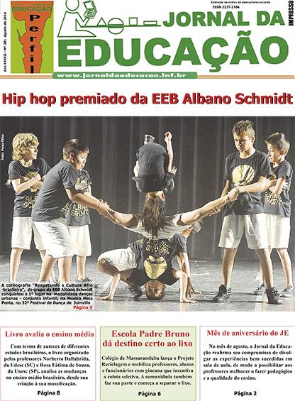 JE 281 - Leia edição completa na sessão downlods ou na fan page do JornaldaEducação, no Facebook