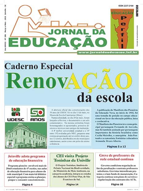 Projeto Perfil - Renovação Pedagógica no Brasil (JE 286)