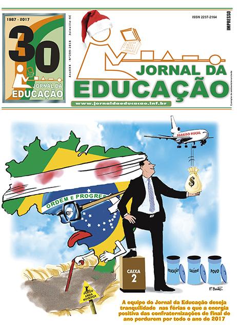 JE 299 - É preciso combater a corrupção pedagógica - Brasil 2016