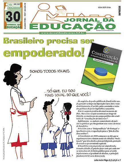 JE 301-  Brasileiro precisa ser empoderado