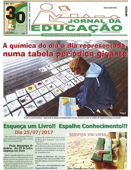Jornal da Educação - Edição 302